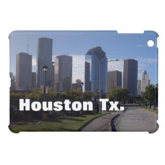 Skyline Houstons Texas (panoramisch) iPad Mini Hülle