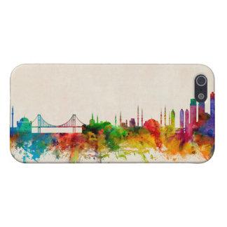Skyline Istanbuls die Türkei iPhone 5 Cover
