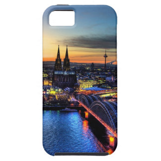 Skyline Kölns Deutschland iPhone 5 Case