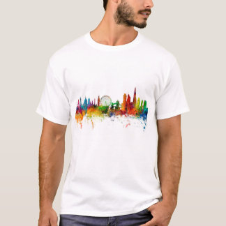 Skyline Londons England T-Shirt