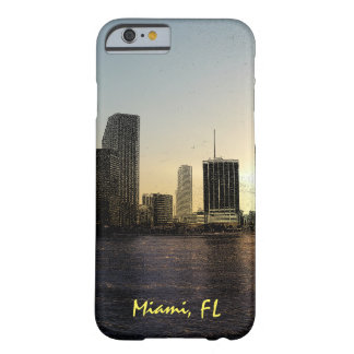 Skyline Miamis, Florida Barely There iPhone 6 Hülle