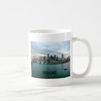 Skyline Miamis Florida Kaffeetasse