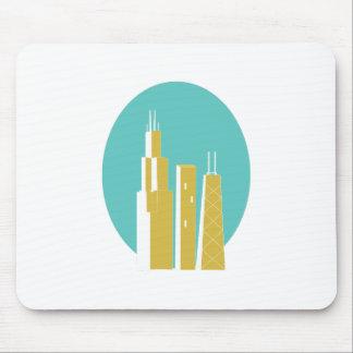 Skyline Mousepad