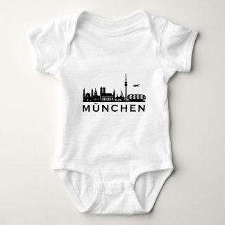 Skyline München Baby Strampler