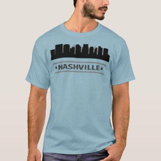 Skyline Nashvilles Tennessee T-Shirt