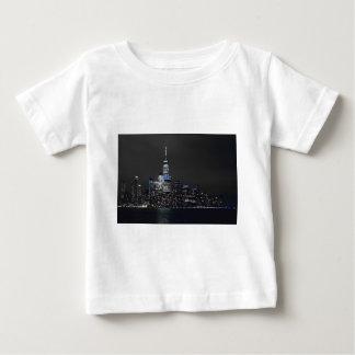 Skyline New- YorkSkyline-New York City New York Baby T-shirt
