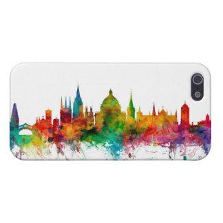 Skyline Oxfords England Schutzhülle Fürs iPhone 5
