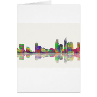 Skyline Perths WA Karte