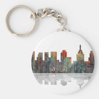 Skyline Philadelphias Pennsylvania Schlüsselanhänger