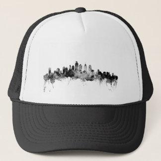 Skyline Philadelphias Pennsylvania Truckerkappe