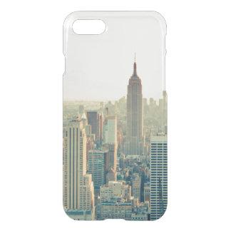 Skyline-Reise Wanderlust New York City NY NYC iPhone 8/7 Hülle