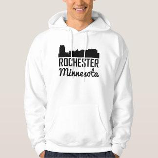 Skyline Rochesters Minnesota Hoodie