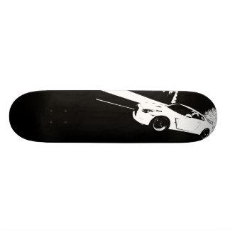 Skyline-Rollen-Schuss Skateboard Bretter