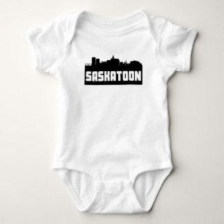 Skyline Saskatoons Saskatchewan Baby Strampler