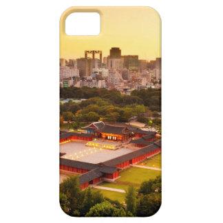 Skyline Seouls Südkorea Hülle Fürs iPhone 5