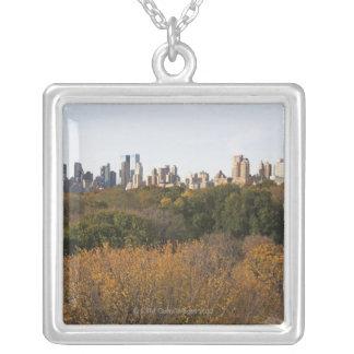 Skyline USA, New York City, Manhattan von Versilberte Kette
