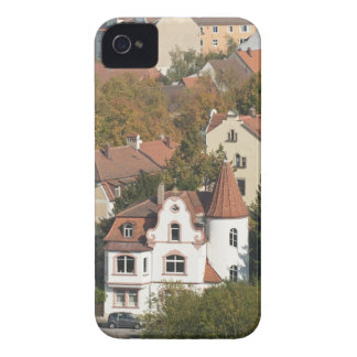 Skyline von Bamberg, Deutschland 2 iPhone 4 Hülle