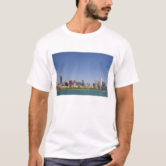 Skyline von Chicago, Illinois, USA T-Shirt