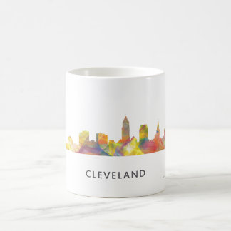 SKYLINE WB1 CLEVELANDS, OHIO - KAFFEETASSE
