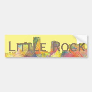 SKYLINE WB1 LITTLE ROCKS, ARKANSAS - AUTOAUFKLEBER