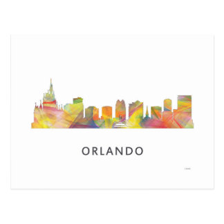 SKYLINE WB1 ORLANDOS, FLORIDA - POSTKARTEN
