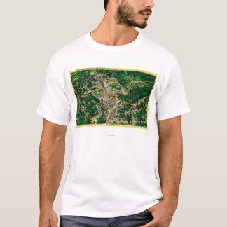 Skyliner Ansicht, die über Ashland Süd schaut ODER T-Shirt