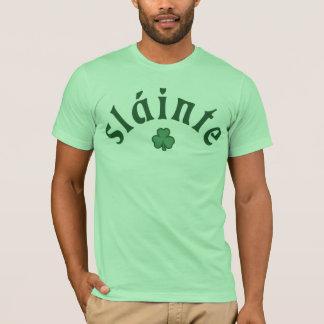 Slainte [Kleeblatt] T-Shirt