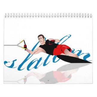 Slalom Waterski Kalender