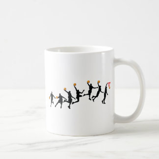 Slam Dunk-Reihenfolge Kaffeetasse