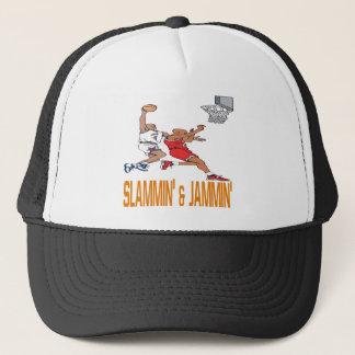 Slammin und Jammin Truckerkappe