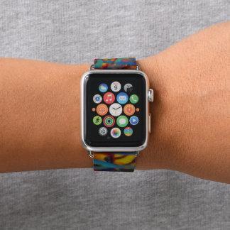 Slatter Farbe Apple Watch Armband