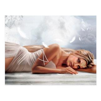 Sleeping Beauty Postkarte