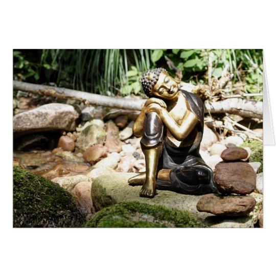 sleeping buddha karte