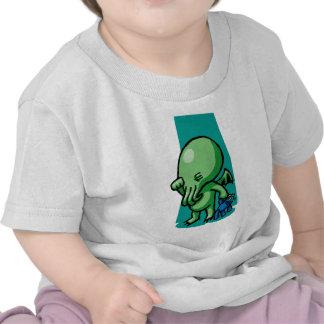 Sleepytime Cthulhu Säuglings-T - Shirt