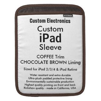 SLEEVE FÜR iPads