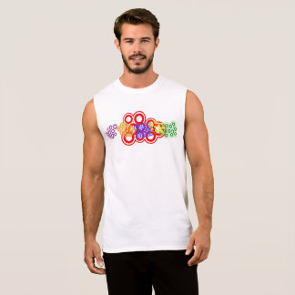 Sleeveless T - Shirt der Gay Pride-Radioikonen-#03
