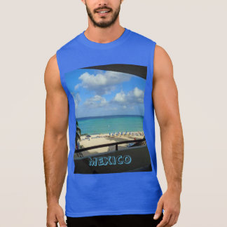 Sleeveless T - Shirt Mexiko-Männer der ultra