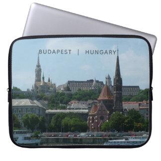 Sleeves kundenspezifischer Textlaptop Budapests 2