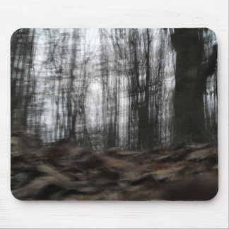 Slenderman Wald Mauspads