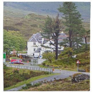 Sligachan Hotel, Insel von Skye, Schottland Serviette