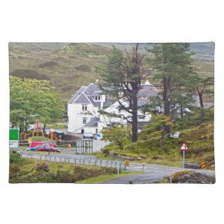 Sligachan Hotel, Insel von Skye, Schottland Tischset