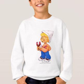 Slingshot-Junge Sweatshirt