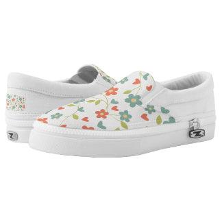 Slipons der Frauen die Blume Slip-On Sneaker