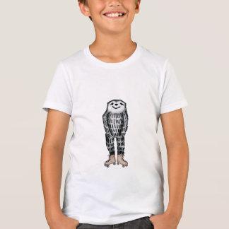 Sloth auf Rollen-Skaten T-shirt