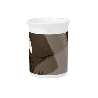 slothcolour getränke pitcher