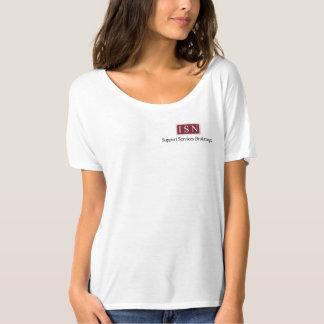 Slouchy Freund-T-Stück ISN T-Shirt