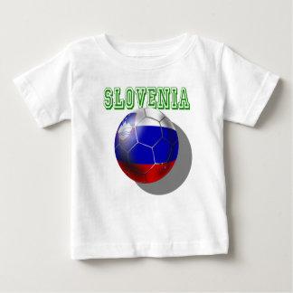 Slovenija Slowenien futbal Nogomet Fußball Baby T-shirt