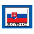 Slovensko Postkarte