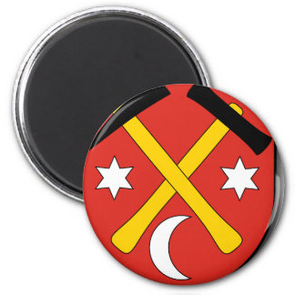 Slowakei #2 runder magnet 5,1 cm