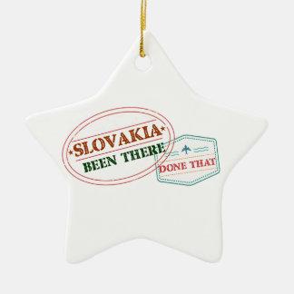 Slowakei dort getan dem keramik Stern-Ornament